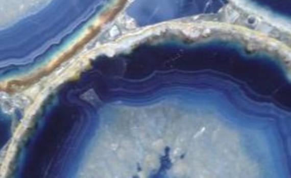 Blue Onyx Countertops : Granite color