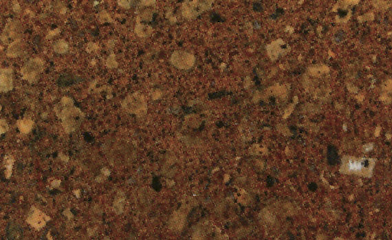 Copper Brown Granite : Granite color