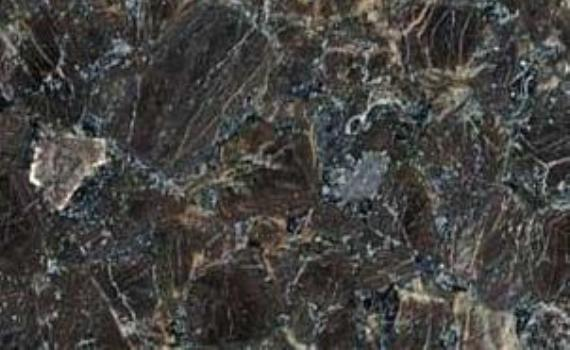Dark Brown Granite Colors : Granite color