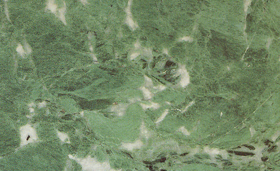 Light Green Marble : Granite color