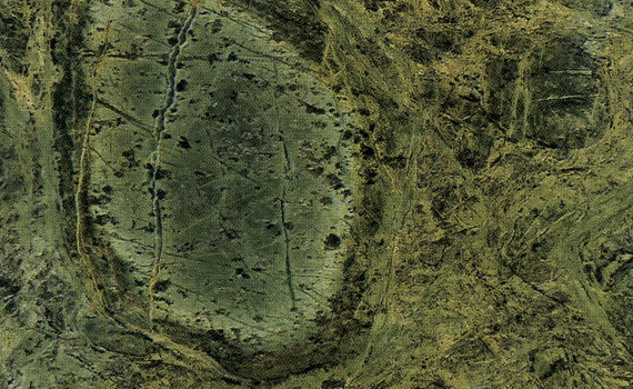 Exotic Green Marble : Granite color