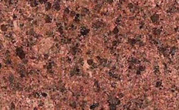 Missouri Red Granite : Granite color