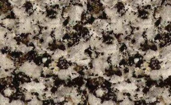 Rockville White Granite : Granite color