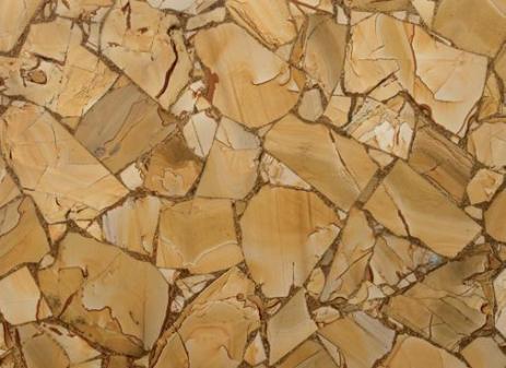 Pietra Paesina Gold Gemstone 1